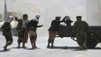 مقتل وإصابة عشرات الحوثيين في مواجهات مع المقاومة الشعبية في البيضاء