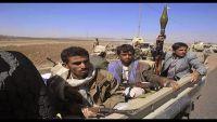 مليشيا الحوثي تستحدث نقاط على طريق إب لمنع فرار عناصرها من المواجهات في تعز