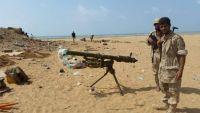 مقتل 16 من عناصر المليشيا بينهم مسؤول التموين في معارك عنيفة بجبهة ميدي بحجة