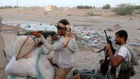 الضالع: مدفعية الجيش الوطني تستهدف تعزيزات للمليشيا بمريس