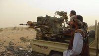 مقتل 5 حوثيين على يد الجيش الوطني في الجوف