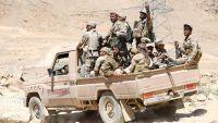 الجيش الوطني يستعيد مواقع جديدة من الانقلابيين في شبوة