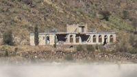 مقتل وجرح أربعة حوثيين  في اشتباكات عنيفة شمال مريس بالضالع