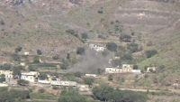 مقتل 7 من مسلحي الحوثي بينهم قيادي ميداني في مواجهات بمديرية جبن بالضالع (أسماء)