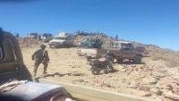 البيضاء : معارك عنيفة بمديرية القريشية والمليشيا تقصف منازل المواطنين بقذائف الهاون