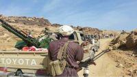 الجوف : مقتل وجرح 20 مسلحا من المليشيا في مديرية المصلوب