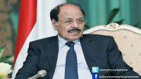 نائب الرئيس يطلع على آخر المستجدات الميدانية بمحافظة صعدة
