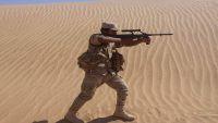 شبوة : الجيش الوطني يصد هجوما للمليشيا في موقعي السليم والسويداء