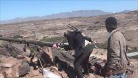 الضالع : المقاومة تدمر طقم للمليشيات في جبهة حمك ومقتل من كانوا على متنه