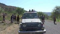 الضالع : مقتل مسلح حوثي وجرح اخرين في تجدد المواجهات بين الجيش والمليشيات بجبهة حمك