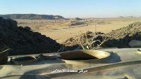 قوات الجيش تسيطر على مواقع جديدة في مديرية باقم بمحافظة صعدة (فيديو)