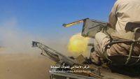 20 قتيلا وجريحا من المليشيات الانقلابية في معارك بعسيلان شبوة