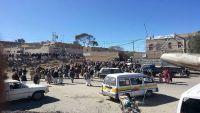عمران.. ميليشيات الحوثي تحتجز أفرادا من جماعة التبليغ وتمنعهم من أداء أنشطتهم الدعوية