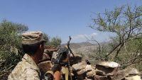 الضالع.. مصرع 6 من مسلحي المليشيات في تجدد للمواجهات بجبهة حمك