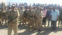 الضالع.. قيادي في المقاومة يشكو عدم دمج الأفراد في الجيش الوطني