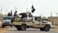 أبين.. مقتل ستة جنود في هجوم إرهابي على حاجز أمني بمديرية شقرة