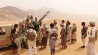 مقتل وجرح عدد من مسلحي المليشيا خلال صد هجوم على مواقع المقاومة في بيحان بشبوة