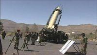المليشيا تطلق صاروخاً باليستياً من محافظة إب ومصادر تؤكد إسقاطه فوق المخا