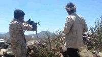 الضالع.. مقتل وجرح 11 فردا من المليشيا في صد الجيش الوطني هجوم بجبهة حمك