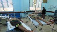 قتلى وجرحى بينهم أطفال إثر قصف حوثي على قرية غرب مأرب