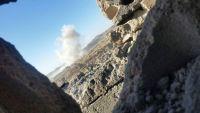 صعدة.. الجيش الوطني يدحر الحوثيين في علب ومقتل وأسر العشرات منهم في مندبة