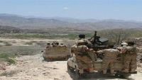 تجدد المواجهات في بيحان شبوة ومقتل 7 من المليشيا الانقلابية