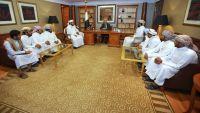 نائب الرئيس يبحث مع محافظ صعدة استكمال تحرير المحافظة من الانقلابيين