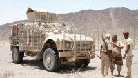 الجيش الوطني يسيطر على مواقع في عسيلان شبوة