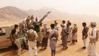 شبوة.. مقتل وجرح 14 من مسلحي الحوثي في هجوم للجيش بعسيلان