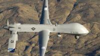 طائرات الدرونز الأمريكية تشن سلسلة غارات على القاعدة في أبين