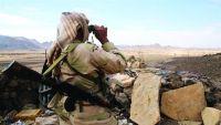 المقاومة الشعبية تحبط محاولة للحوثيين التقدم باتجاه محافظة لحج