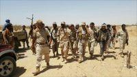 انسحاب لواء المحضار المشارك في العمليات العسكرية بصعدة لتعزيز جبهة كرش بلحج