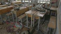 انفجار معمل خاص بصناعة وتركيب الألغام في مدينة ذمار
