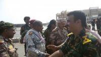 العميد المحثوثي: قوات الأمن الخاصة بأبين أخرجت حملة أمنية لتأمين كل مديريات المحافظة