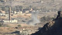 مأرب.. التحالف يستهدف تعزيزات للمليشيا في صرواح