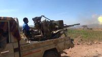 الضالع.. مقتل مواطن في قصف عنيف للمليشيات على قرى مريس