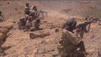 الجيش الوطني يستعيد مواقع في عسيلان شبوة