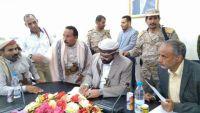 العرادة يوقع اتفاقا لاستكمال ربط محافظة مأرب بالكهرباء الغازية خلال ستة أشهر