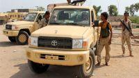 اشتباكات بين قوات الحزام الأمني وعناصر يعتقد انتماؤها للقاعدة في أبين