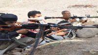 إصابة مواطن في قصف لمليشيا الحوثي والمخلوع استهدف قرى العود غربي الضالع