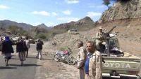 الضالع.. مقتل أربعة من المليشيا وجندي من الجيش الوطني في مواجهات بمريس