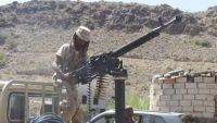قيادي عسكري: الجيش أعاد تمركزه في مرتفعات محافظة لحج