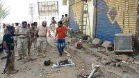 مقتل ثلاثة جنود في هجوم على مقر قوات الحزام الأمني في أبين