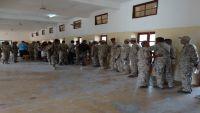 لجان صرف رواتب الجيش والأمن تباشر عملها في الجوف