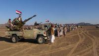العكيمي: الجيش يشن هجوما عنيفا على مواقع الحوثيين في الجوف