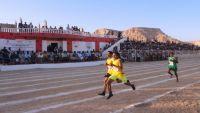 منتخب وادي حضرموت للناشئين يحقق المركز الأول في بطولة ألعاب القوى