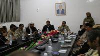 مأرب.. إقرار خطة أمنية لإستقبال النازحين من صنعاء ومواجهة أي عناصر مندسة