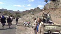 الضالع.. مواجهات بين جنود أمن ومسلحين قبليين إثر مقتل مواطن