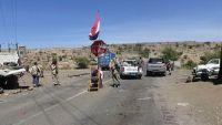 أمن الضالع يفرج عن 40 جنديا من الحرس الجمهوري وأطقم تابعة للانتقالي تقلهم إلى عدن