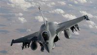 طيران التحالف يشن غارات جوية على مواقع للحوثيين في هيلان والمشجح بمأرب